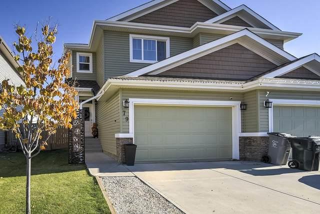 79 South Creek Wynd, Stony Plain, AB T7Z 0J8 (#E4266781) :: The Good Real Estate Company