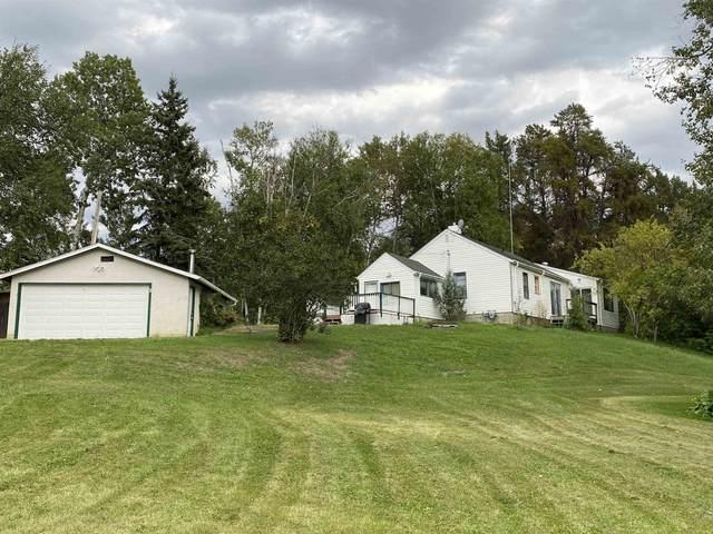 22 51228 RGE RD 264, Rural Parkland County, AB T7X 1E7 (#E4266843) :: Initia Real Estate