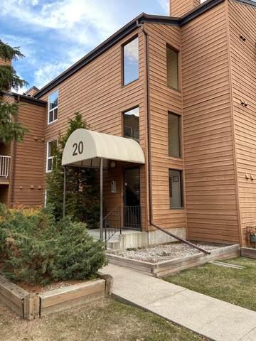 210 20 Alpine Place, St. Albert, AB T8N 3Y2 (#E4266883) :: Initia Real Estate