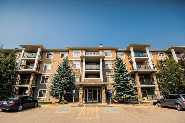 207 11615 Ellerslie Road, Edmonton, AB T6W 0J3 (#E4266899) :: Initia Real Estate