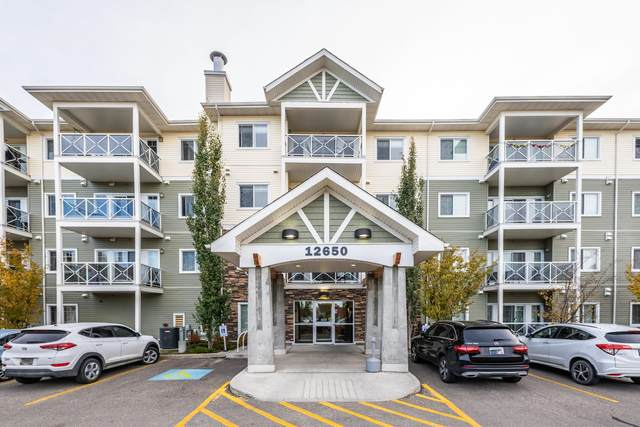105 12650 142 Avenue, Edmonton, AB T5X 0J4 (#E4266931) :: Initia Real Estate
