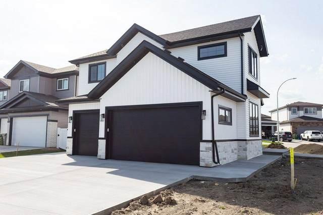 9620 106 Avenue, Morinville, AB T8R 0E8 (#E4266999) :: The Foundry Real Estate Company