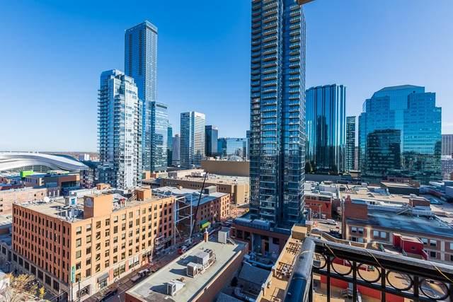 1703 10180 104 Street, Edmonton, AB T5J 1A7 (#E4267064) :: Initia Real Estate