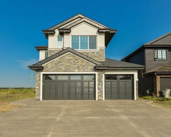 6132 30 Street, Rural Leduc County, AB T4X 0X9 (#E4267070) :: Initia Real Estate