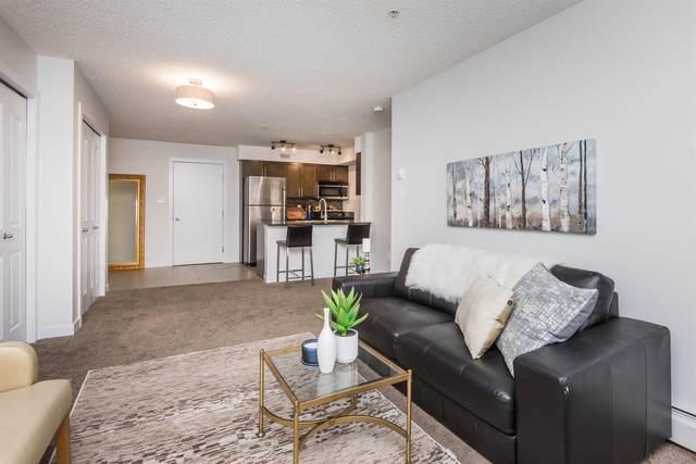 104 11816 22 Avenue, Edmonton, AB T6W 2A2 (#E4267120) :: Initia Real Estate