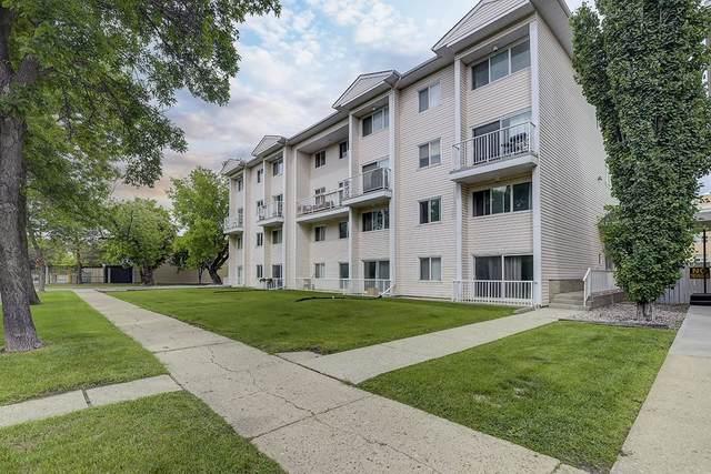 10 11219 103A Avenue, Edmonton, AB T5K 2E4 (#E4267185) :: Initia Real Estate