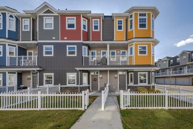 25 150 Everitt Drive N, St. Albert, AB T8N 5X5 (#E4267252) :: The Foundry Real Estate Company