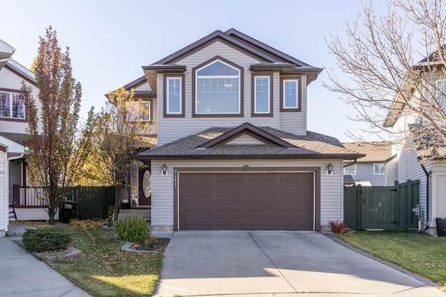 12047 20 Ave SW, Edmonton, AB T6W 0A8 (#E4267344) :: Initia Real Estate