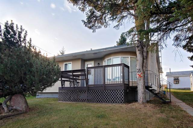 35 46302 Twp Rd 611, Rural Bonnyville M.D., AB T9N 2G9 (#E4267345) :: The Foundry Real Estate Company