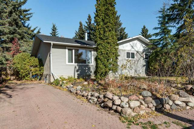 4 Galloway Drive, Sherwood Park, AB T8A 2L6 (#E4267399) :: The Foundry Real Estate Company