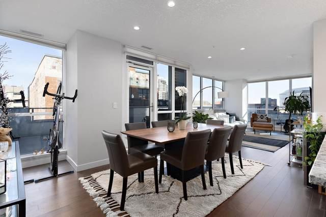 507 10238 103 Street, Edmonton, AB T5J 0G6 (#E4267401) :: Initia Real Estate