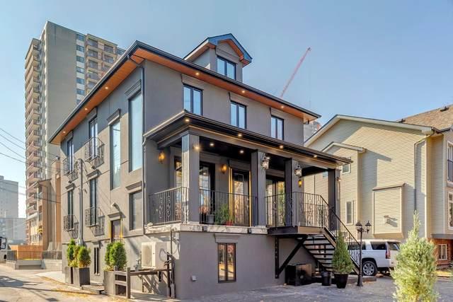 11833 102 AV NW, Edmonton, AB T5K 0R6 (#E4267434) :: Initia Real Estate