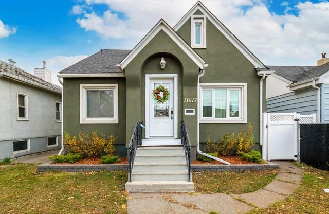 11617 101 Street, Edmonton, AB T5G 2B3 (#E4267481) :: The Foundry Real Estate Company
