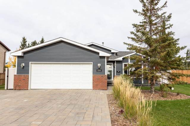 3208 148 Avenue, Edmonton, AB T5Y 2B8 (#E4267507) :: Initia Real Estate