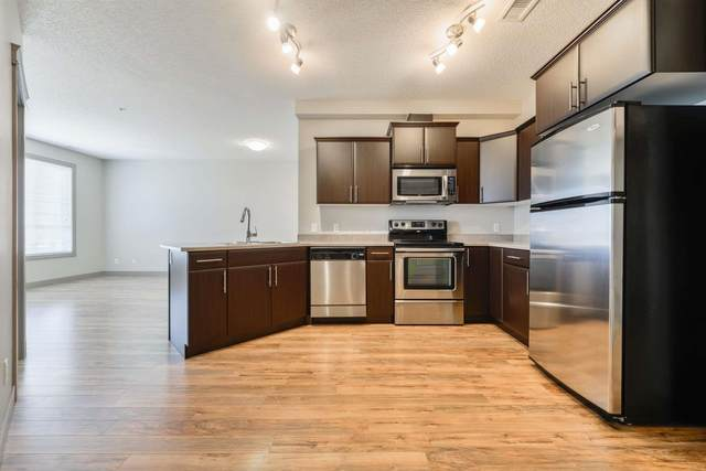 303 4075 Clover Bar Road, Sherwood Park, AB T8H 0R6 (#E4267540) :: The Foundry Real Estate Company