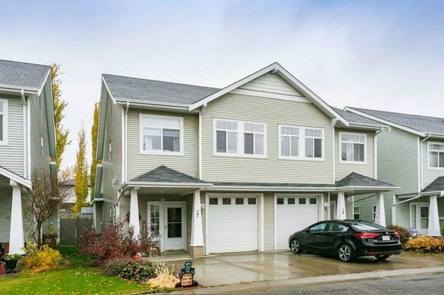 27 200 Erin Ridge Drive, St. Albert, AB T8N 7E2 (#E4267582) :: The Foundry Real Estate Company