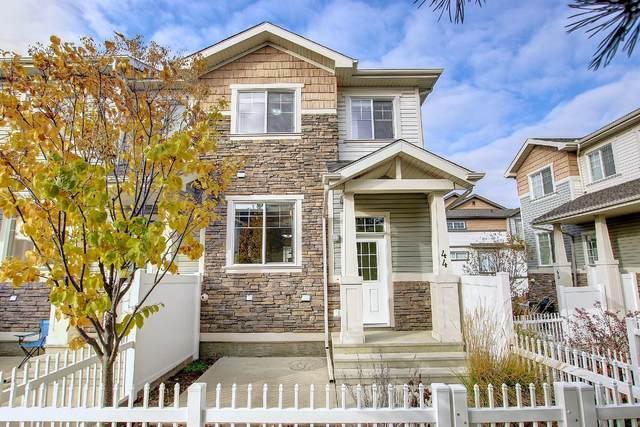 44 4850 Terwillegar Common, Edmonton, AB T6R 0T6 (#E4267590) :: The Foundry Real Estate Company