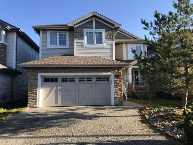 429 Callaghan Court, Edmonton, AB T6W 0G5 (#E4267678) :: The Foundry Real Estate Company