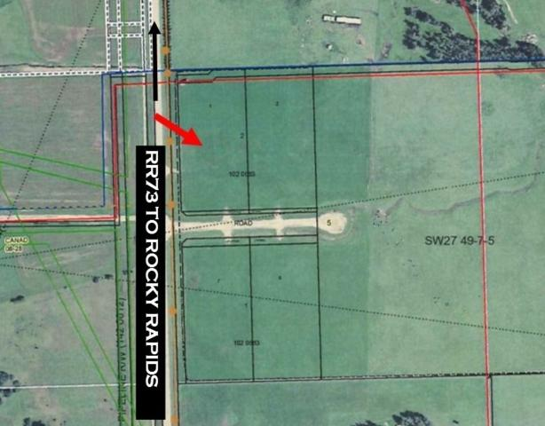 RR73 Twp 494, Rural Brazeau County, AB T7A 2A2 (#E4034878) :: The Foundry Real Estate Company