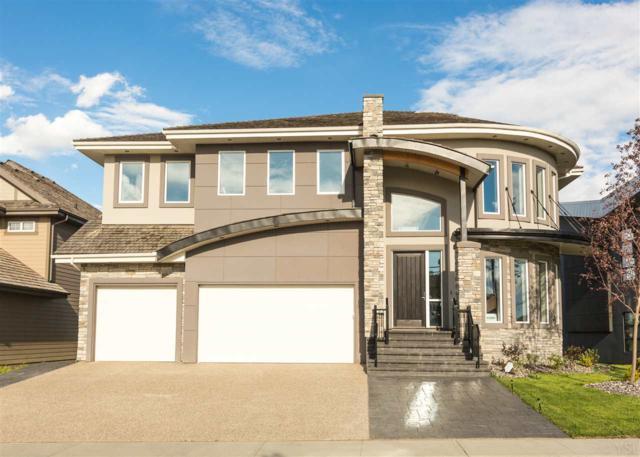 4831 Woolsey Lane NW, Edmonton, AB T6W 0S3 (#E4070099) :: GETJAKIE Realty Group Inc.