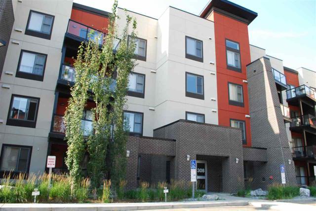136 308 Ambleside Link, Edmonton, AB T6W 0V3 (#E4077967) :: GETJAKIE Realty Group Inc.