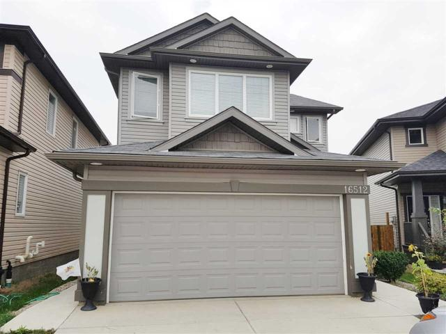 16512 42 Street, Edmonton, AB T5Y 0Y1 (#E4078391) :: The Foundry Real Estate Company