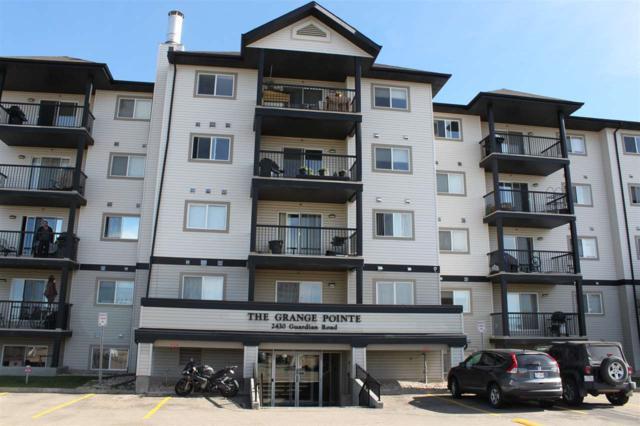 303 2430 Guardian Road, Edmonton, AB T5T 6X9 (#E4083384) :: The Foundry Real Estate Company
