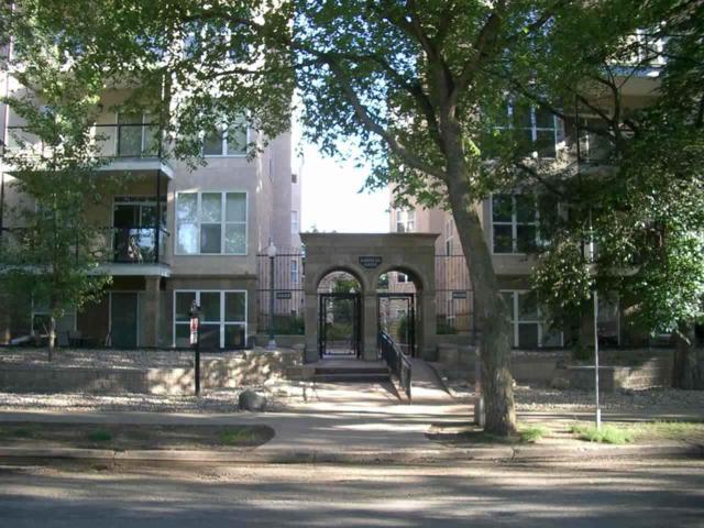 404 11025 83 Avenue NW, Edmonton, AB T6G 2V5 (#E4084208) :: GETJAKIE Realty Group Inc.