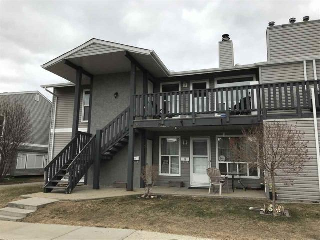 35 1503 Mill Woods Road E, Edmonton, AB T6L 4C2 (#E4084532) :: The Foundry Real Estate Company