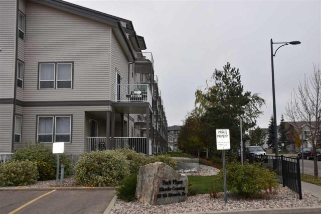 214 155 Edwards Drive, Edmonton, AB T6X 1N6 (#E4084976) :: The Foundry Real Estate Company