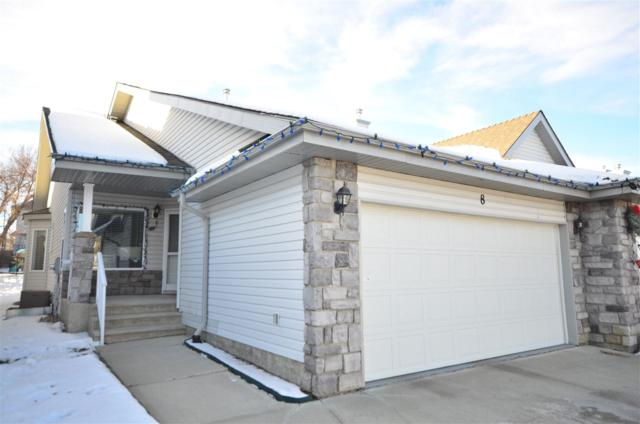 8 330 Galbraith Close, Edmonton, AB T5T 6L9 (#E4090292) :: The Foundry Real Estate Company