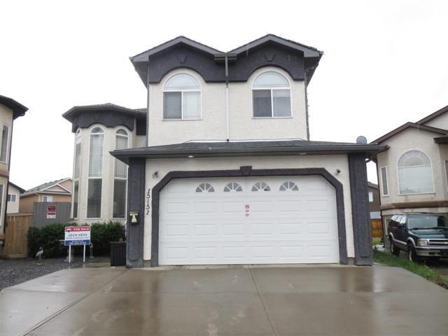 15151 33 Street, Edmonton, AB T5Y 0J8 (#E4095132) :: The Foundry Real Estate Company