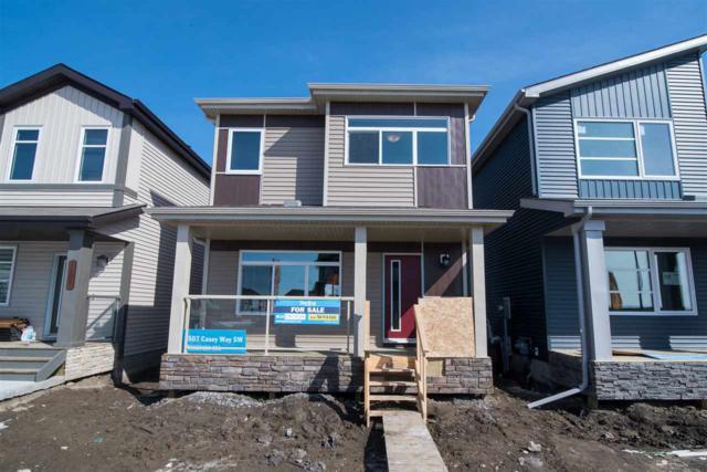 2507 Casey Way SW, Edmonton, AB T6W 3M7 (#E4095395) :: The Foundry Real Estate Company