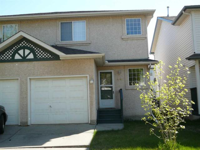 44 300 Hooper Crescent NW, Edmonton, AB T5A 5B3 (#E4096618) :: The Foundry Real Estate Company