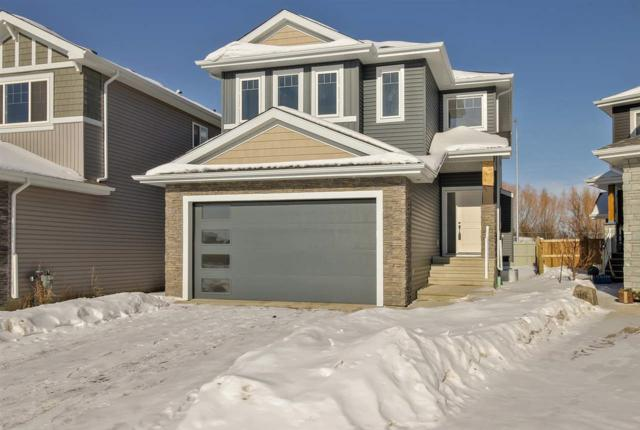 3808 49 Avenue, Beaumont, AB T4X 1Y7 (#E4096936) :: The Foundry Real Estate Company