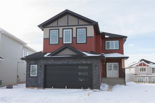 4904 38 Street, Beaumont, AB T4X 2B6 (#E4096956) :: The Foundry Real Estate Company