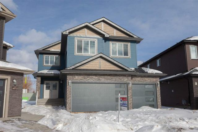 4914 38 Street, Beaumont, AB T4X 2B6 (#E4096957) :: The Foundry Real Estate Company