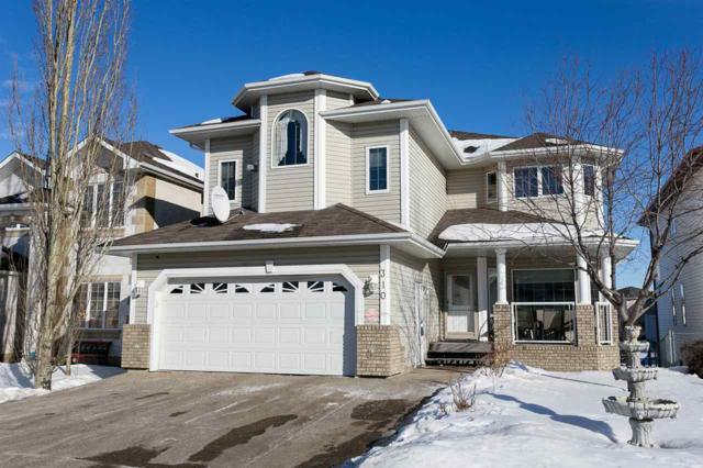 310 Hudson Bend NW, Edmonton, AB T6V 1N4 (#E4098331) :: The Foundry Real Estate Company