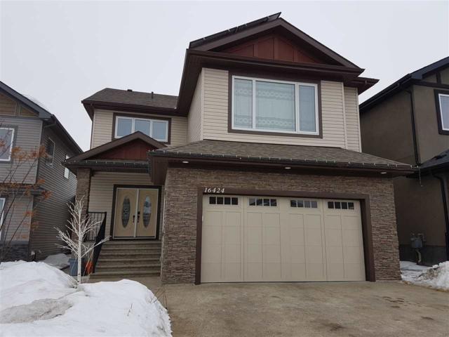 16424 132 Street, Edmonton, AB T5L 1P8 (#E4100636) :: The Foundry Real Estate Company