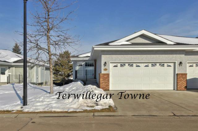 16 1090 Tory Road NW, Edmonton, AB T6R 3C7 (#E4100806) :: The Foundry Real Estate Company
