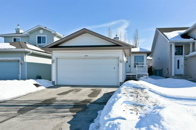 2205 Garnett Court, Edmonton, AB T5T 6S6 (#E4101026) :: The Foundry Real Estate Company