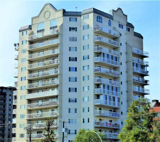 1504 10130 114 Street NW, Edmonton, AB T5K 2S6 (#E4101377) :: The Foundry Real Estate Company