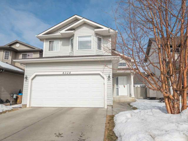 4324 Mcmullen Way SW, Edmonton, AB T6W 1N5 (#E4101391) :: The Foundry Real Estate Company