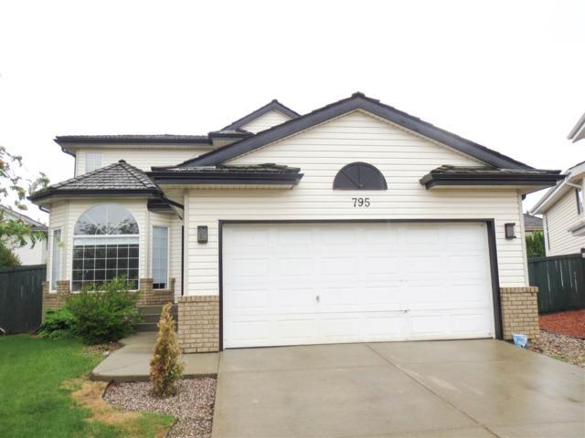 795 Blackburn Place, Edmonton, AB T6W 1C3 (#E4101531) :: Müve Team | RE/MAX Elite