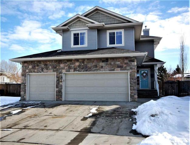 5501 60 Street, Beaumont, AB T4X 0B3 (#E4101546) :: The Foundry Real Estate Company