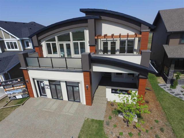 1184 Genesis Lake Boulevard, Stony Plain, AB T7Z 0K5 (#E4101580) :: The Foundry Real Estate Company
