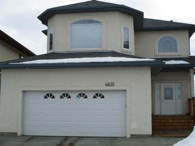 4835 154 Avenue NW, Edmonton, AB T5Y 0C1 (#E4101664) :: The Foundry Real Estate Company