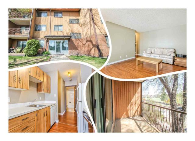 202 8814 95 Avenue, Edmonton, AB T6C 1Z1 (#E4102075) :: The Foundry Real Estate Company