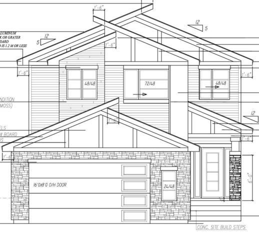 #38 Whitetail Road, Mundare, AB T0B 3H0 (#E4102188) :: The Foundry Real Estate Company