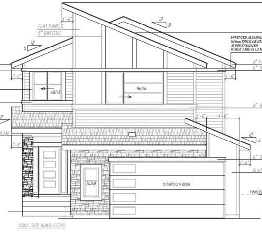 41 Whitetail Road, Mundare, AB T0B 3H0 (#E4102190) :: The Foundry Real Estate Company